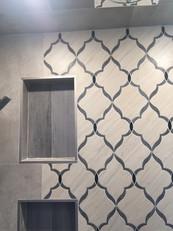 custom marble mosaic