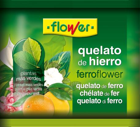 FERROFLOWER-QUELATO DE HIERRO SOLUBLE