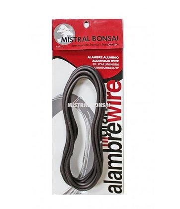 Hilo de Aluminio 3mm - 100gr