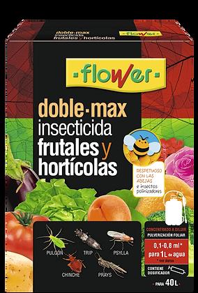 INSECTICIDA FRUTALES Y HORTICOLAS DOBLE-MAX