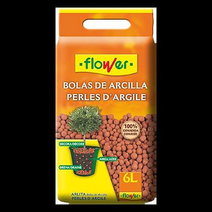 BOLITAS DE ARCILLA