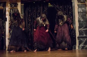Witch 2 (Macbeth)