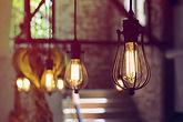 lyskonsept, energisparing, behagelig lys