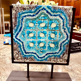8 Pointed Blue Star - Glass Art.jpg