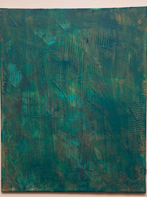 Forest Floors, 16x20
