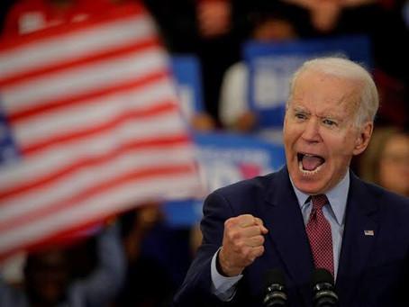 URGENTE: Joe Biden é eleito presidente dos Estados Unidos!