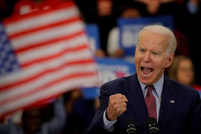 Joe Biden eleito