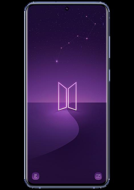 """Samsung Galaxy S20+BTS com Tela Infinita de 6,7"""", 4G, 128GB e Câmera Quádrupla +"""