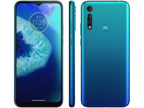 """Motorola Moto G8 Power Lite Aqua, com Tela de 6,5"""", 4G, 64 GB e Câmera Tripla"""