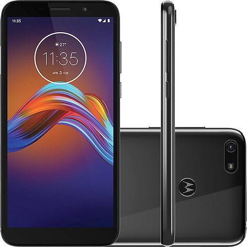 Motorola Moto E6 Play 32GB Dual Chip 8MP 4G XT2029