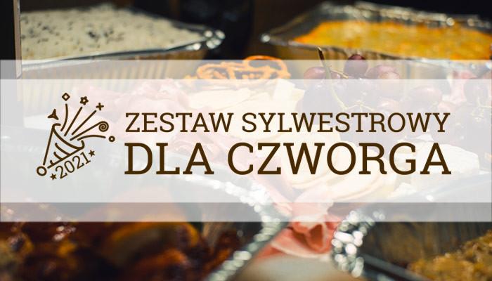 Poznaj szczegóły menu na Sylwester 2020/2021!