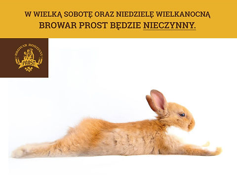W Wielką Sobotę oraz Niedzielę Wielkanocną restauracja we Wrocławiu będzie nieczynna. Zapraszamy w poniedziałek w godzinach 12:00 – 20:00