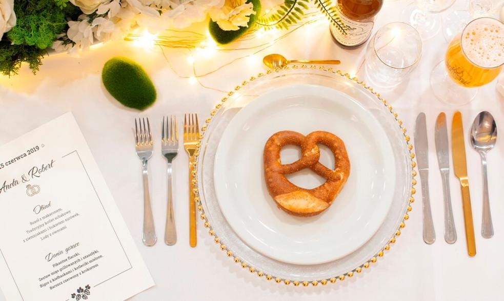 Obiad ślubny Wrocław