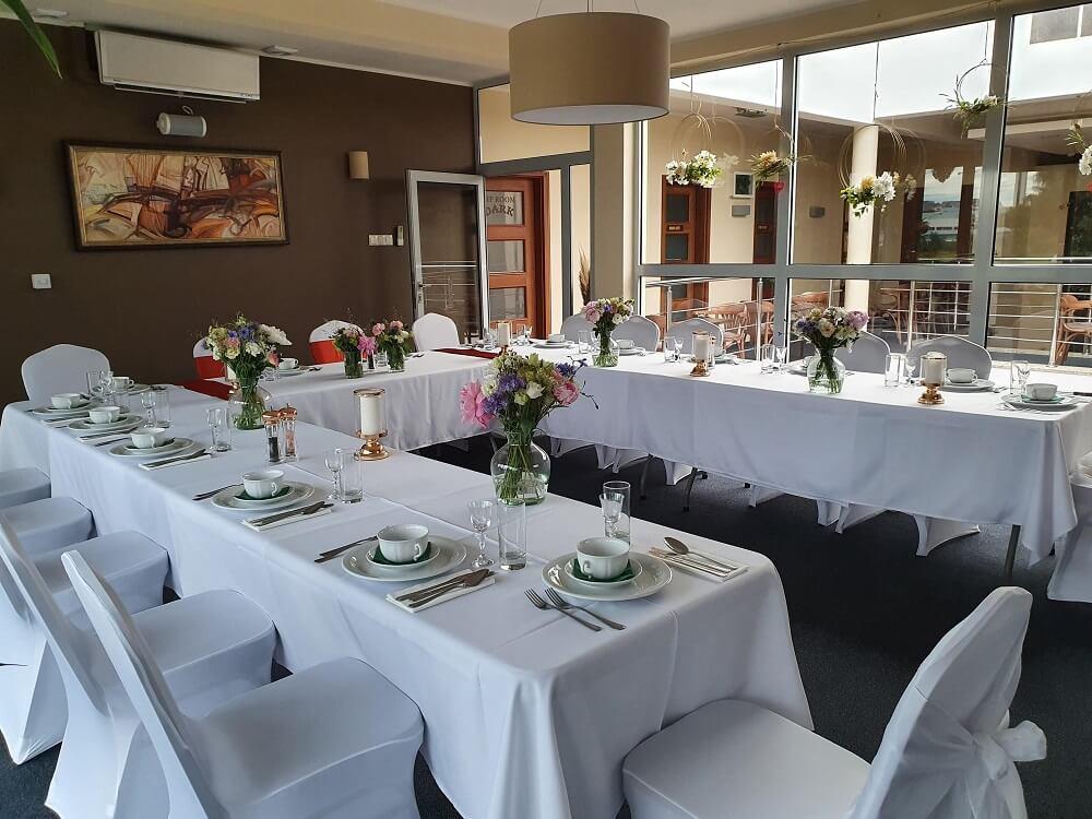 Uroczysty obiad na ślub we Wrocławiu