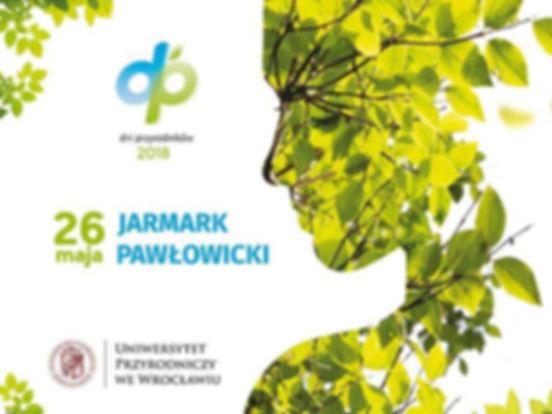 26 maja 2018 w Dzień Przyrodnika będziemy lać piwo na Jarmarku Pawłowickim, specjalnie dla Uniwersytetu Przyrodniczego we Wrocławiu.