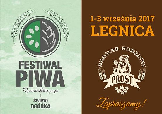 Festiwal piwa rzemieślniczego – Święto Ogórka