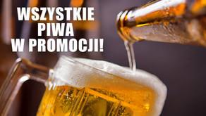 Wszystkie piwa kraftowe w promocyjnej cenie!