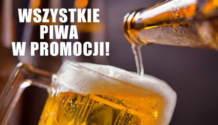 Kup piwo rzemieślnicze w SUPER CENIE!
