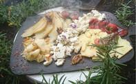 Deska wędzonych serów