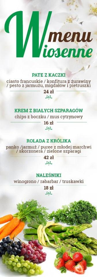 Zobacz ofertę na wiosenną pogodę w Browarze we Wrocławiu.