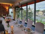 Obiad ślubny w restauracji PROST