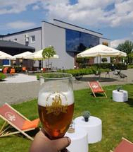 Browar Prost przygotował miłą niespodziankę dla swoich gości w postaci ogródku piwnego!