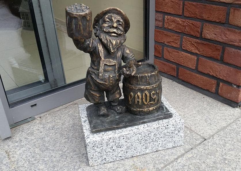 Szukasz wrocławskiego krasnala Piwowar? Zajrzyj koniecznie do Browaru PROST i skuś się przy okazji na piwo kraftowe!