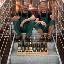 Piwowarzy browaru PROST