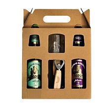 Zestaw prezentowy dla piwosza lub birofi