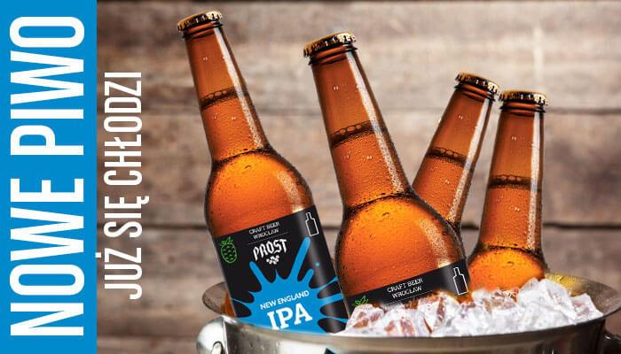 Zapraszamy do zakupu New England IPA, które też znane jest jako Hazy IPA lub Vermont IPA! Więcej informacji znajdziesz na naszej stronie.