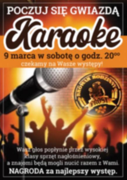Zostań gwiazdą browarowego konkursu karaoke 9 marca i zgarnij wyjątkową nagrodę!
