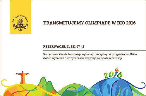 Letnie Igrzyska olimpijskie w Rio De Janeiro, to pierwsze igrzyska w Ameryce południowej i drugie w Ameryca Łacińskiej.