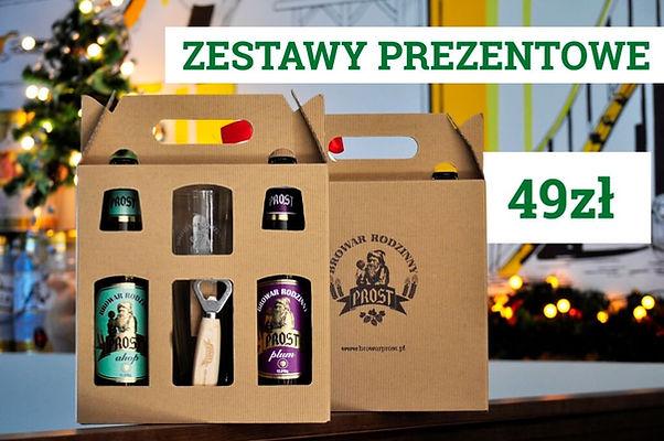 Ciekawy pomysł na piwny prezent.