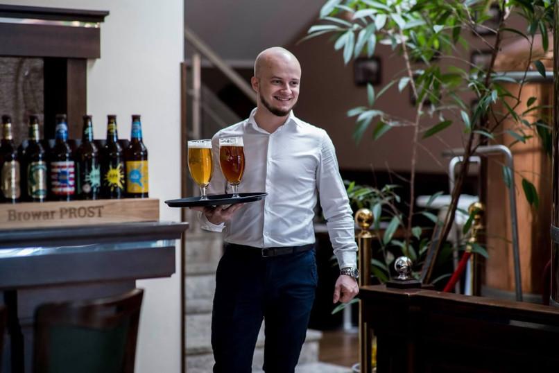 Najlepszy kelner i barman