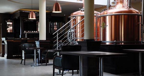 Wkrótce odbędzie się otwarcie Browaru restauracyjnego Prost we Wrocławiu. Poznaj wygląd wnętrza, w którym widać kotły warzelne oraz kadź