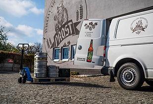 Piwo dystrybuowane jest bezpośrednio do punktów, które znajdują się we Wrocławiu i w okolicach