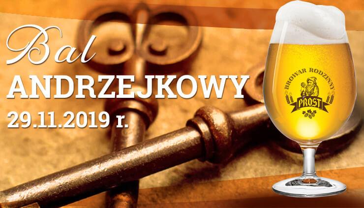 Bal Andrzejkowy odbędzie się dnia 29.11.2019