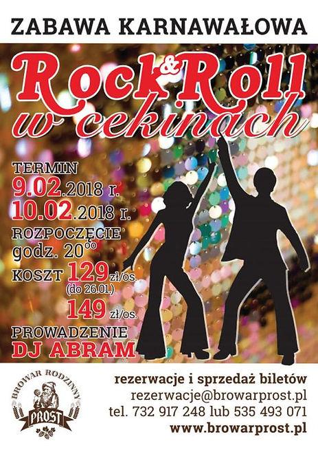 Zapraszamy na imprezę karnawałową we Wrocławiu– prowadzić będzie DJ Abram!