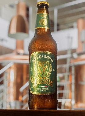 Poznaj oficjalne piwo klubu ze stolicy Dolnego Śląska!