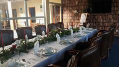 Inspirujące miejsce na weselny obiad