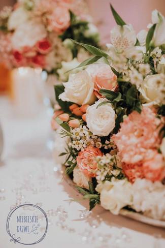 Kwiaty weselne