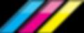 Vision grand format stripe logo