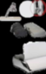 Roll Up Premium accessories