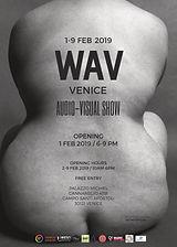 Participation de l'artiste française Cécile Bredeaux au WAV Venice Audio-Visual Show