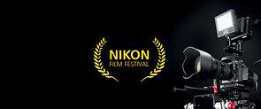 Participation de l'artiste française Cécile Bredeaux au Nikon Film Festival