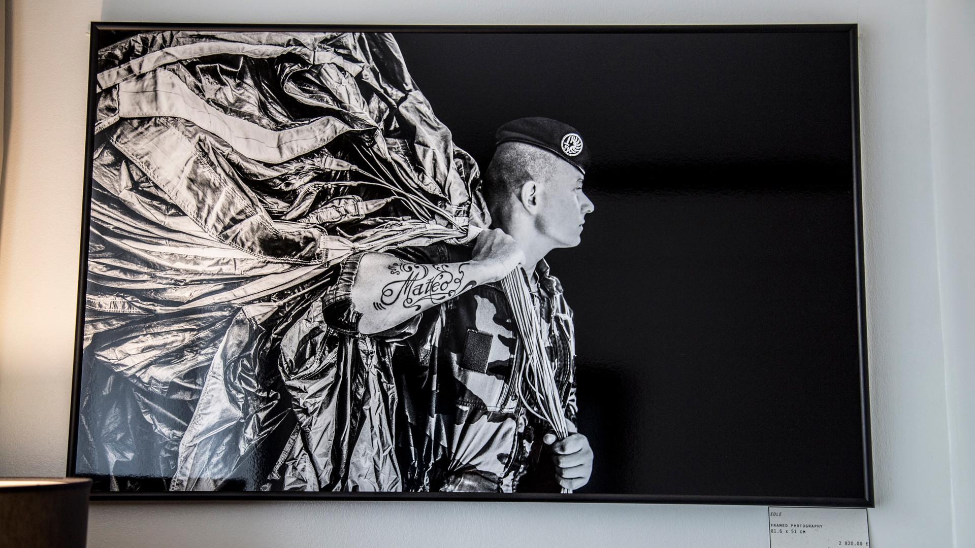 Artrooms London 2019 - Cécile Bredeaux - Room 138