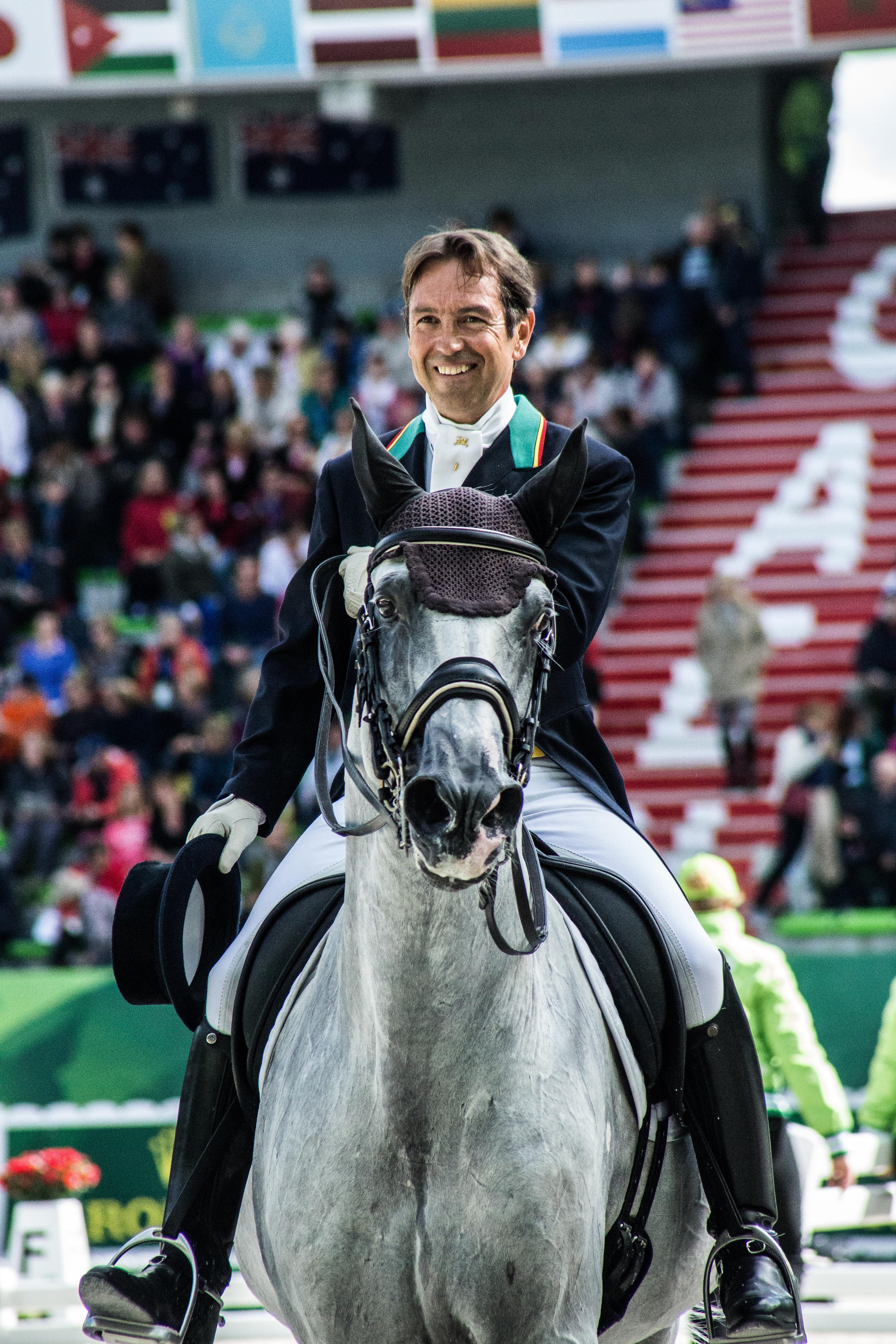 Carlos Pinto et Soberano