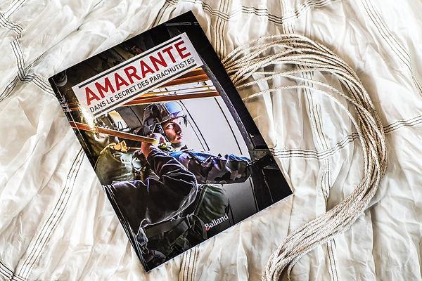 Amarante - Dans le Secret des Parachutis