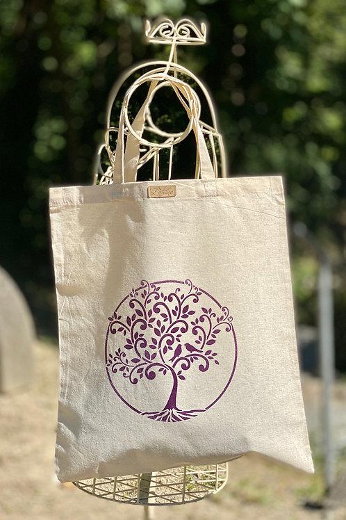 Stoffbeutel Lebensbaum