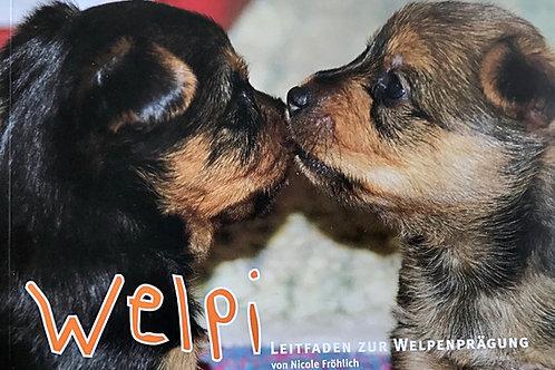 Welpi, Welpenprägung Buch für Hundehalter Nicole Fröhlich